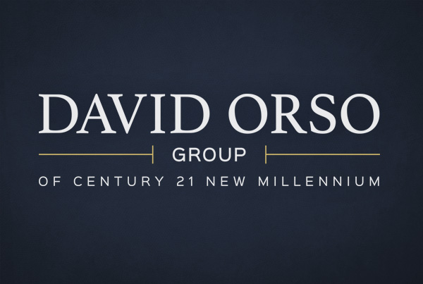 The David Orso Group of Century 21 New Mellenium Brand by O'Dell Graphic Solutions