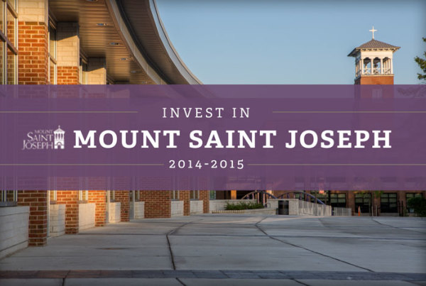 Mount Saint Joseph MakingSmart Investments By O'Dell Graphic Solutions