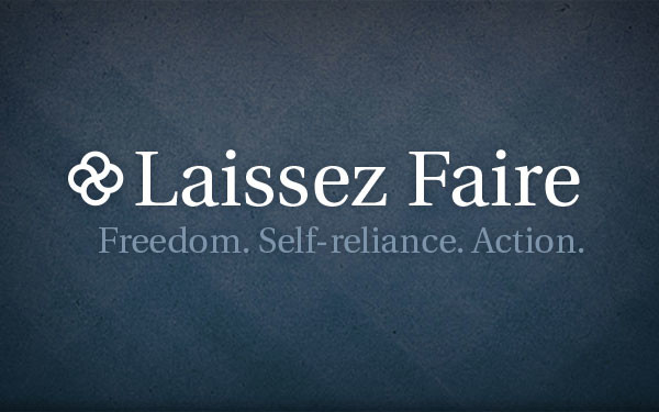 Laissez Faire Product Suite Logo by O'Dell Graphic Solutions