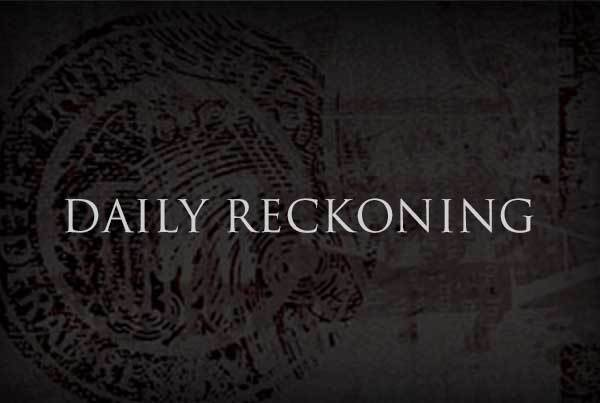 Art Direction & Graphic Design for Daily Reckoning by O'Dell Graphic Solutions