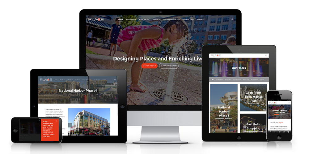 inPlace Design Website by O'Dell Graphic Solutions